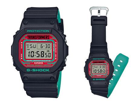 G-Shock DW-5600TF