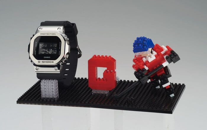 G-Shock Nanoblock Watch Display Tool