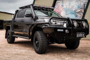 G-Shock Toyota HiLux Supertourer Truck Giveaway