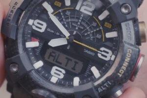 G-Shock GG-B100 Mudmaster Functions Video
