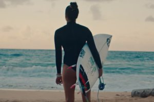 """Malia Manuel """"24 Hours of Toughness"""" G-Shock Video"""