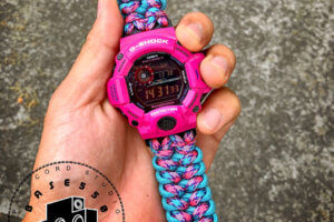 Paracord Band for G-Shock Watch