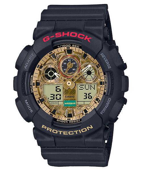 G-Shock GA-100TMN-1A