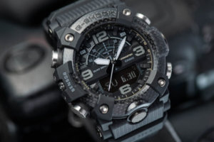 G-Shock GG-B100-1B Mudmaster Black Out