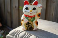 Maneki-Neko Good Luck Cat