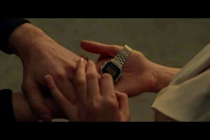 Wonder Woman 1984 Casio Digital Wristwatch Worn By Chris Pine