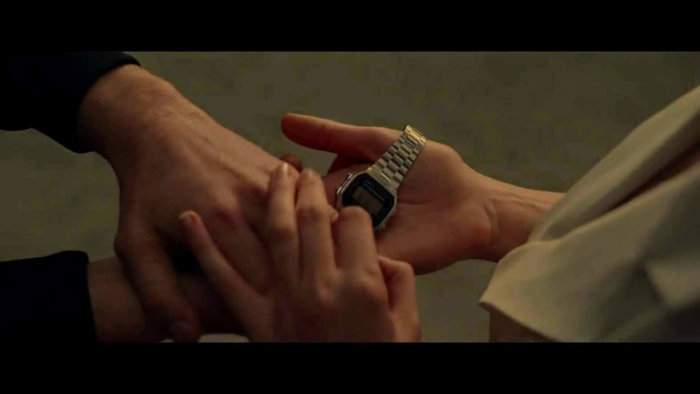 Wonder Woman 1984 Casio Digital Wristwatch Worn By Chris Pine