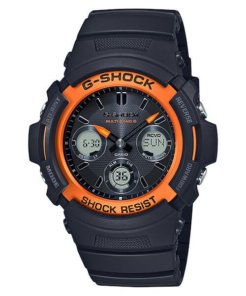 G-Shock AWG-M100SF-1H4