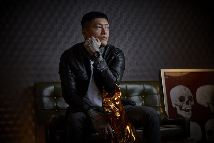 Josh Lin x DW-6900BBTNY-1 Year of the Rat 2020 for Taiwan
