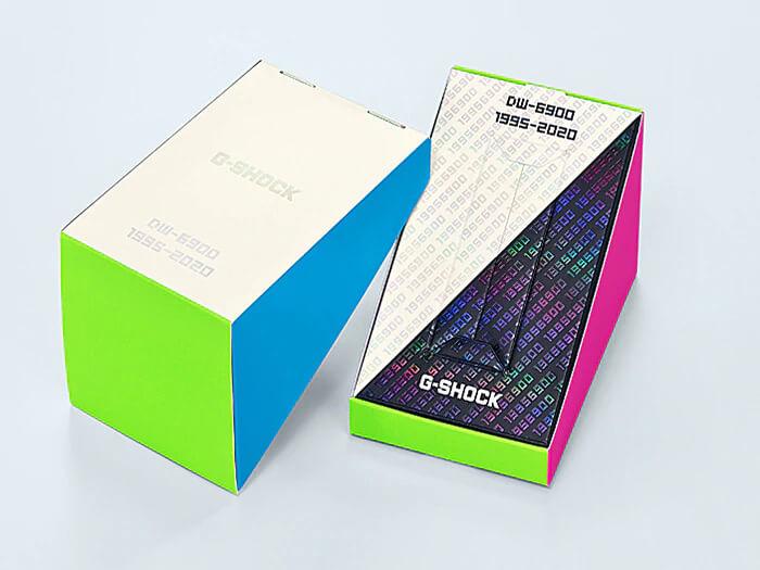 DW-6900SP 25th Anniversary Box