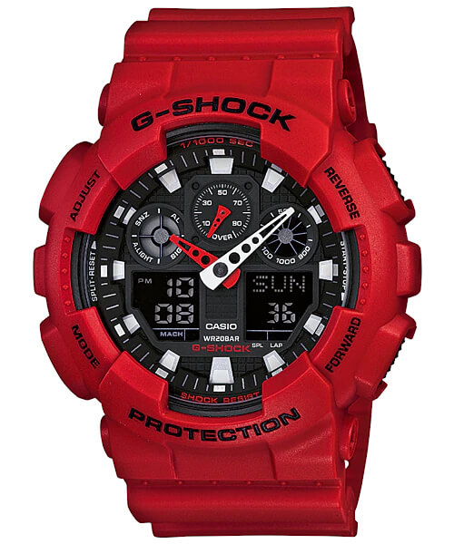 G-Shock GA-100B-4A