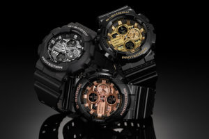 G-Shock GA-140GB GA-140GM
