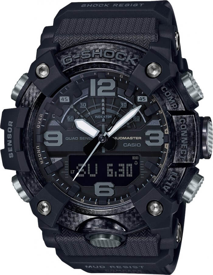 Blackout G-Shock Mudmaster GGB100-1B