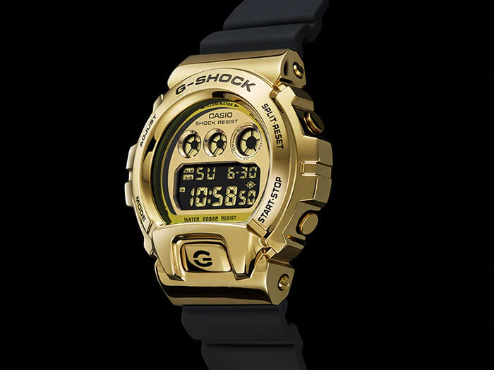 G-Shock GM-6900G-9 Angle