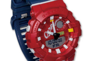 Hiroshima Toyo Carp x G-Shock GBA-800 for 2020