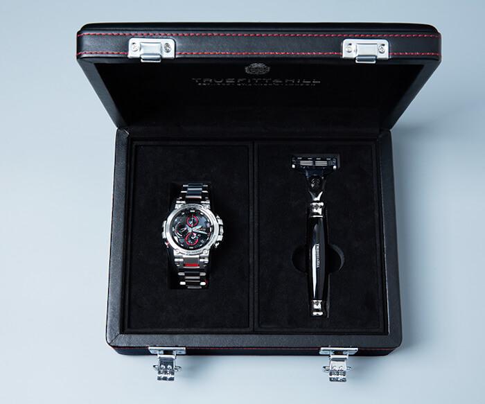 Truefitt & Hill x G-Shock MTG-B1000D-1APRT