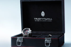 Truefitt & Hill x G-Shock MTG-B1000D-1APRT Gift Box Set with Watch and Razor