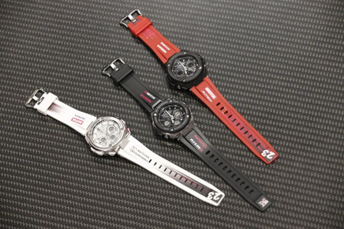 Nissan NISMO x G-SHOCK G-STEEL Collaboration Watches 2019