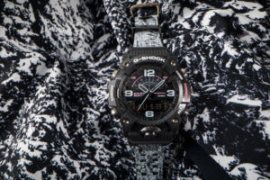 Burton x G-Shock Mudmaster GG-B100BTN-1A Collaboration