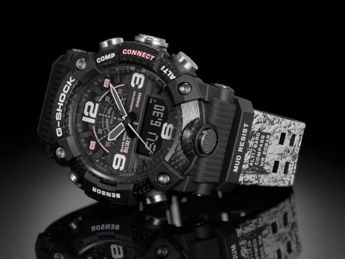 Burton x G-Shock GG-B100BTN