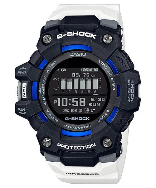 G-Shock G-SQUAD GBD-100-1A7