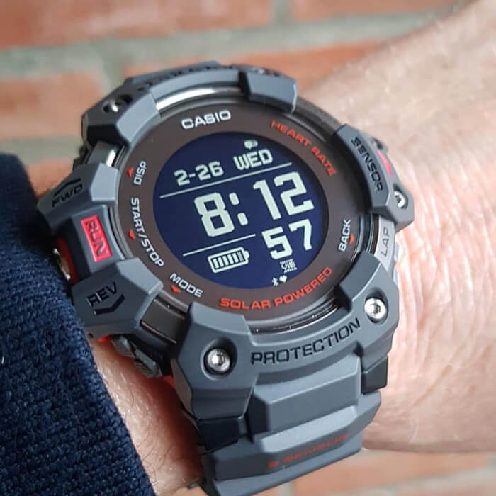 G-Shock G-SQUAD GBD-H1000 Wrist Shot