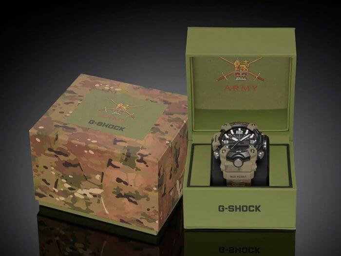 G-Shock GG-B100BA-1A Mudmaster Box