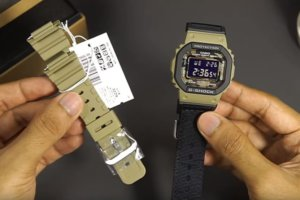 Gshock Highfashion DW-5610SUS-5 Giveaway