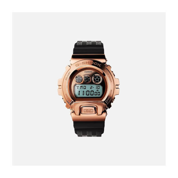 KITH x G-Shock GM-6900 Black Band