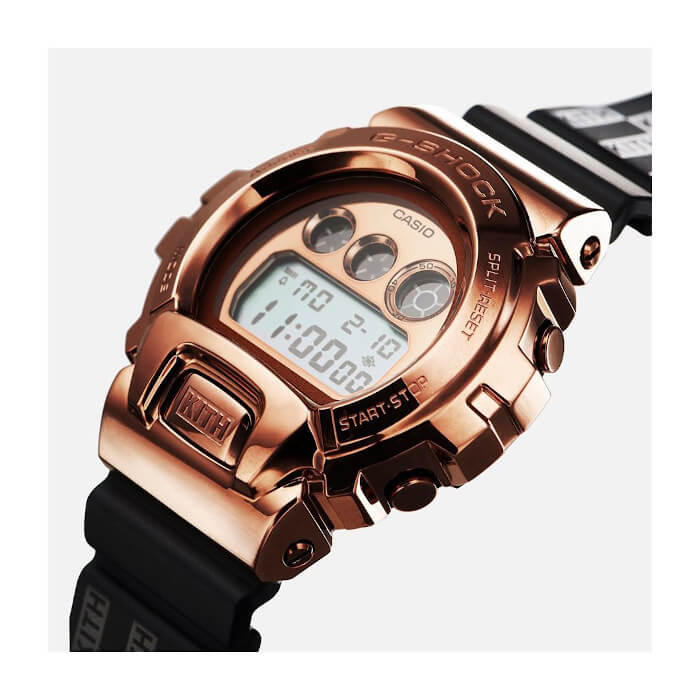 KITH x G-Shock GM-6900 Collaboration Watch for 2020