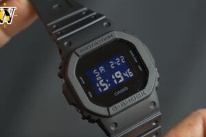 Watch Geek G-Shock DW-5600BB Giveaway for 60K Milestone