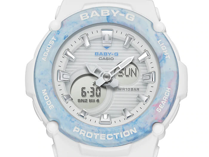 Baby-G BGA-270M-7A Bezel