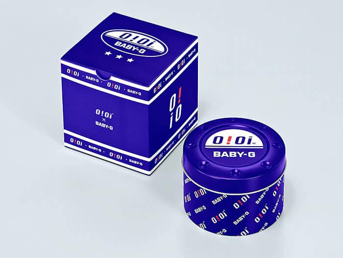 5252 by O!Oi x Baby-G BGD-560SC-7 Box