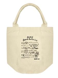 Baby-G Tote Bag