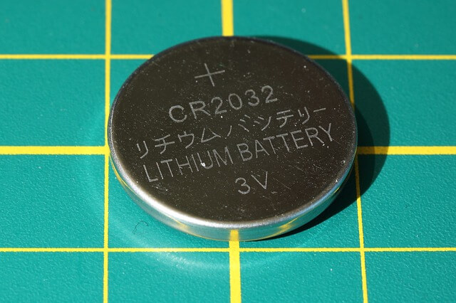CR2032 Battery for G-Shock GD-X6900 and GD-350