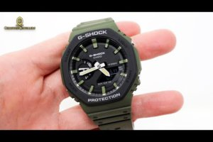 G-Shock GA2110SU-3A Unboxing by Christine Jewellers