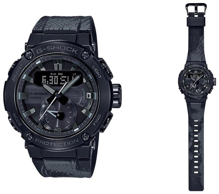 G-Shock G-STEEL GST-B200TJ-1A Tai Chi Edition