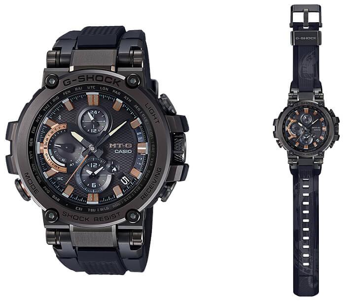 G-Shock MT-G MTG-B1000TJ-1A Tai Chi Edition