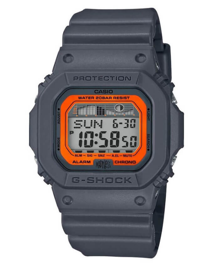 Madness x G-Shock GLX-5600MAD19-1 for 2020