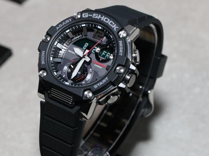 G-Shock G-STEEL GST-B300-1A
