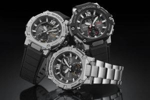 G-Shock G-STEEL GST-B300: GST-B300-1A GST-B300S-1A GST-B300SD-1A