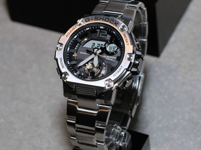 G-Shock G-STEEL GST-B300SD-1A