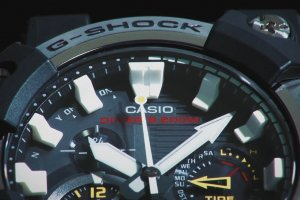 G-Shock Frogman GWF-A1000 Dial