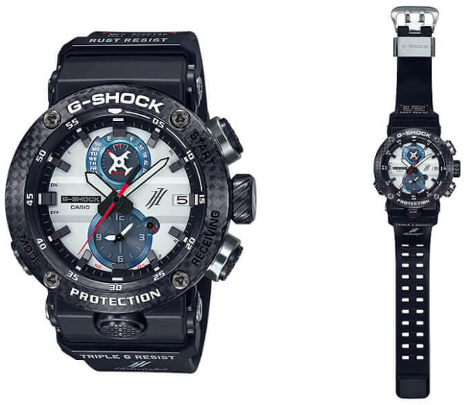 HondaJet x G-Shock GWR-B1000HJ-1AJR Gravitymaster