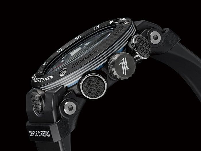 HondaJet x G-Shock GWR-B1000HJ-1AJR Gravitymaster Side View