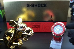Gsyoku G-Shock YouTube Channel