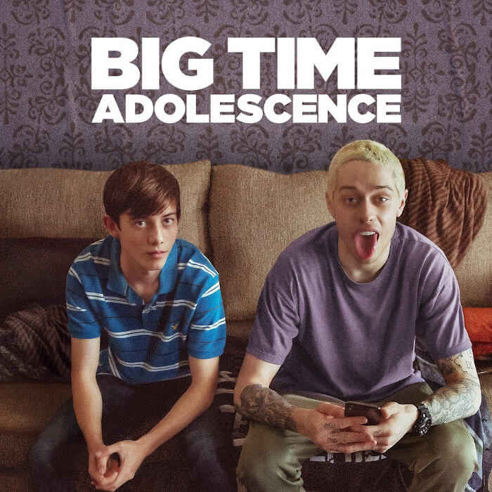 Pete Davidson wears Casio G-Shock Watch in Big Time Adolescence