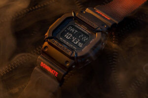 Dominate x G-Shock DW-D5600P Collaboration for 2020
