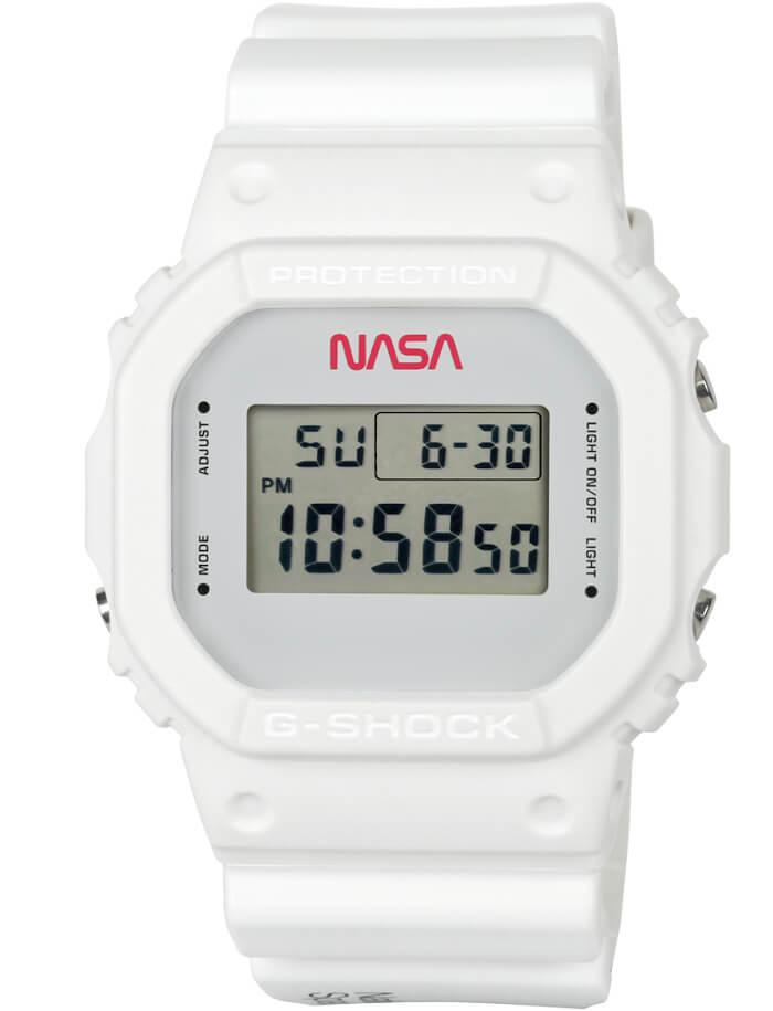 G-Shock x NASA DW5600NASA20