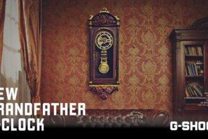 G-Shock Grandfather G-CLOCK